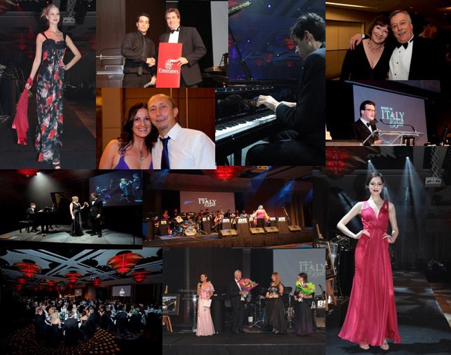 Avid Events, Made in Italy Gala Ball, for ICCI