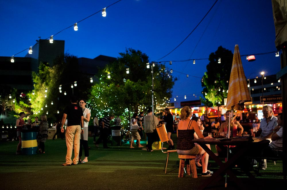 Avid Events Placemaking for Perth Cultural Centre (Client MRA)