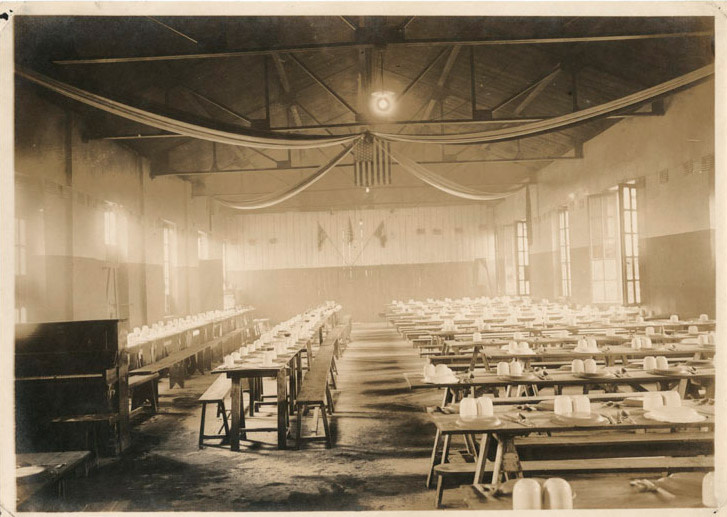 Anzac Albany – Stirling Terrace Mess Hall